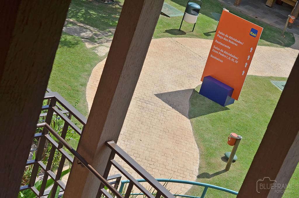 Atendimento evento Itau - Royal Palm Plaza