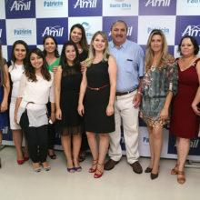 Fotografia inauguração centro médico