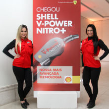 Fotografia evento Shell no Via Appia Valinhos