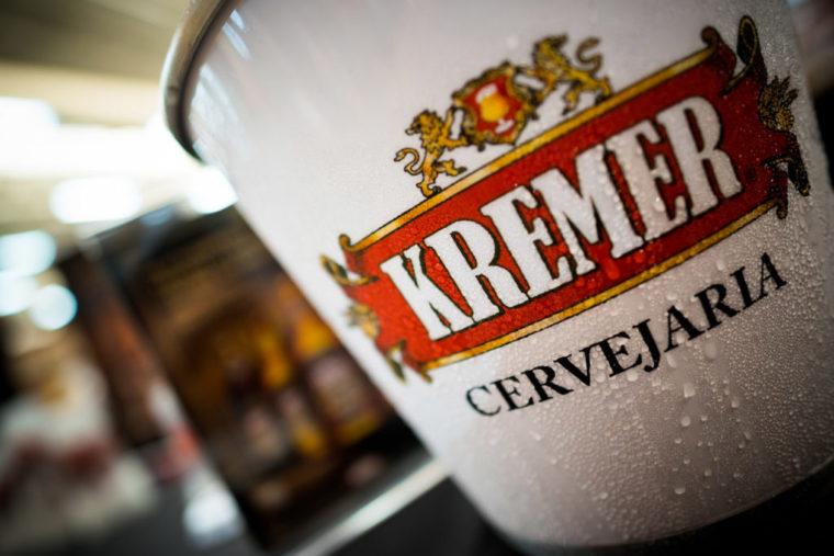 Balde customizado da cerveja Kremer